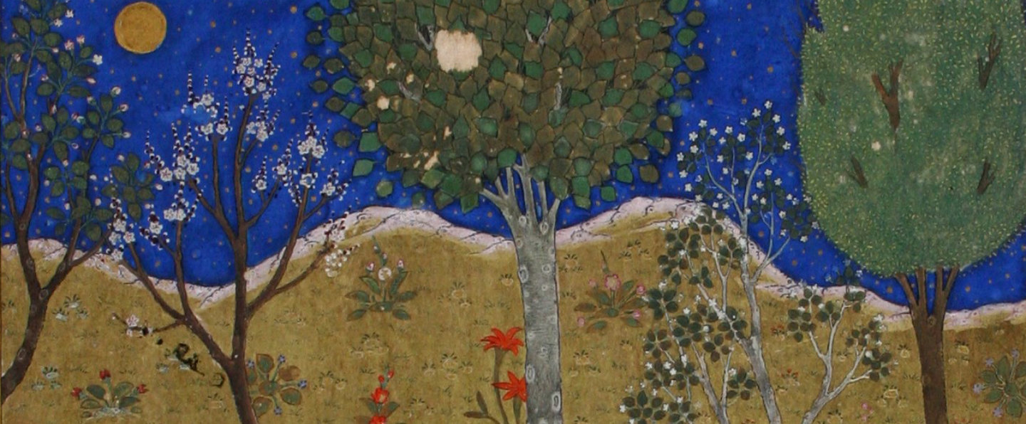 Words for the Wise: Poetry and politics in Medieval Islamic Iran