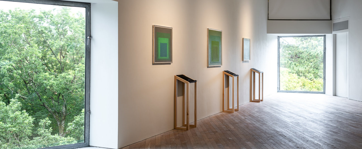 Josef Albers, Homages to the Square, Gallery 2