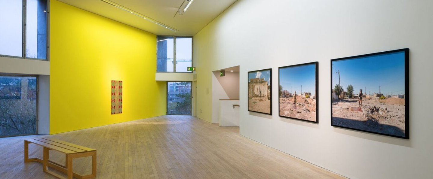 OUTPOSTS, installation view Gallery 2