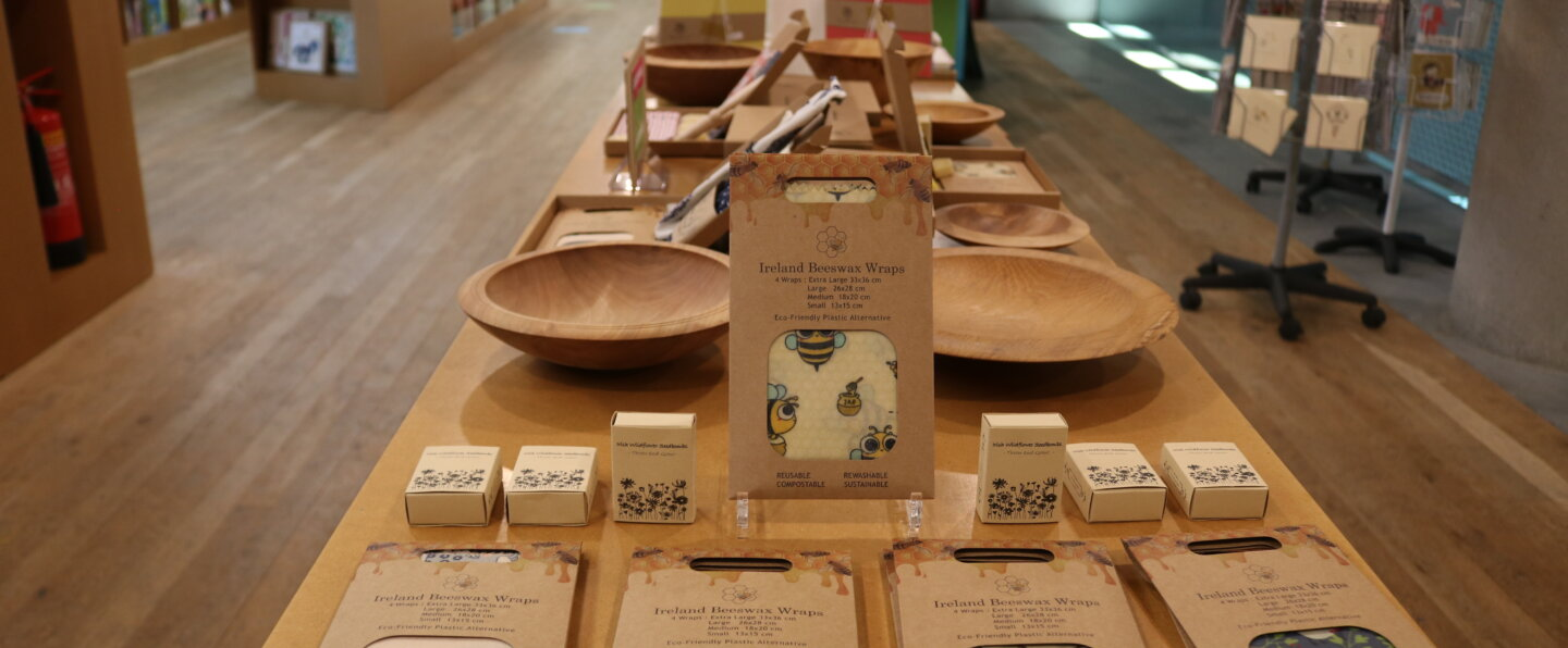 #MADELOCAL at the Glucksman shop