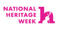 Heritage Week 2018Dates Logo